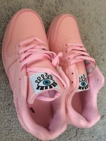 Brand new pink girls trainers like Nike air max size 36