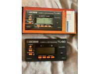 Tuner & Metronome TU-80