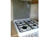 Cannon Carrick Gas Double Oven Cooker