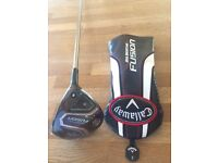 Callaway Big Bertha Fusion 3 Wood Regular Shaft - Brand New in wrapper