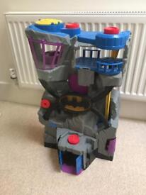Batman's lair toy