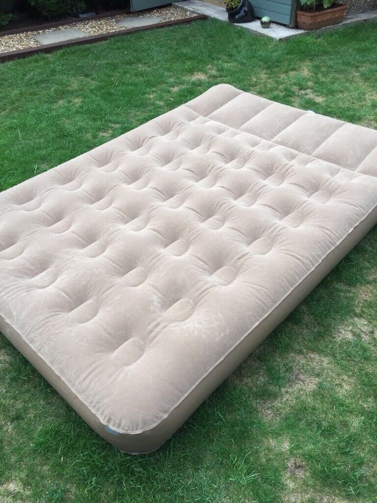 Aerobed Double Deluxe Air Bed For Sale In Handforth Cheshire