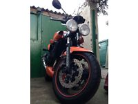Triumph Speed Four , 2002 , 600 cc , £900