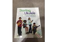 Starting Ukulele book with CD