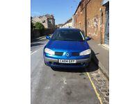 Renault MEGANE Dynamique 1.6 Petrol Hatchback 5 Doors Blue