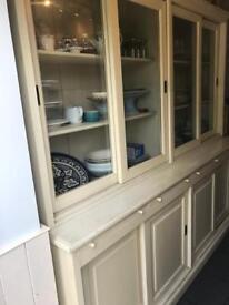 Large Cream Dresser
