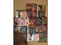 Karen Rose book bundle