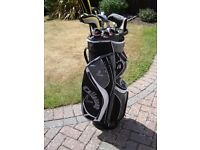 Golf Clubs - Callaway & Nike in nearly new condition. Purchased 2013 and rarely used