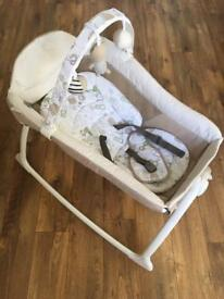 Graco little lounger seat