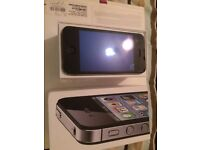 Apple iPhone 4s Black 16GB Excellent Condition
