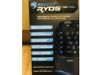 Roccat Ryos MK Pro Keyboard