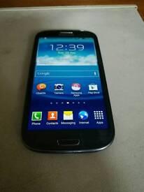Samsung Galaxy S3 Blue Unlocked