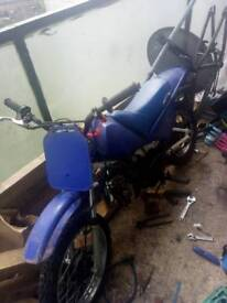PY90 Yamaha Pitbike swaps or offers