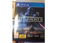 Battle front 2 PS4