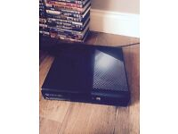 New Xbox 360 with lots of games