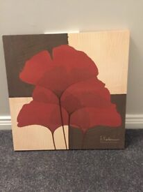 Canvas for sale (Flower)