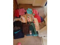 Large job lot of womens clothes