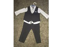 Boys clothing - Next baby boys 4 piece suit 12-18 months