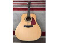 Fender DG14S acoustic guitar