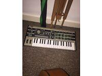 MicroKorg vocoder synthesizer minisynth