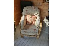 2 Conservatory Chairs, free to collect