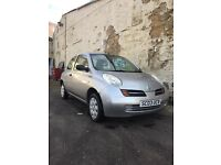 NISSAN MICRA 1.0!!! LOW MILES!! FULL YEAR MOT!!! AUTOGUARD WARRANTY!!!