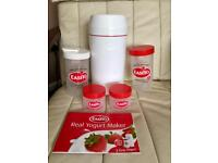 EasiYo Yoghurt Maker and Jars