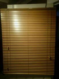 Real Basswood Venetian Blinds