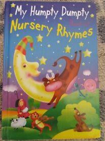 My Humpty Dumpty book of Nursery rhymes