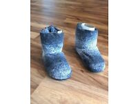 Fatface Wool House Boots - Brand New - Size 9