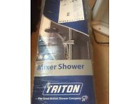 Triton mixer shower