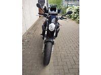 Yamaha MT-03 660cc - 13,895 miles - 12 months MOT - 2008 MT03