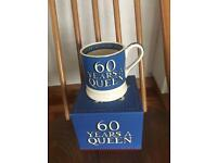 EMMA BRIDGEWATER 'GOD SAVE THE QUEEN' MUG