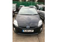 PRIUS 2011- PCO TILL 17/JANUARY 2019 WELL MAINTAINED NO ISSUE