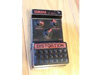 Yamaha D1-10Mii Distortion pedal