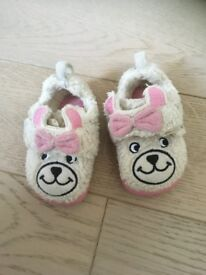 Toddler (girls) slippers