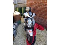 STOLEN & RECOVERED HONDA 125CC SCOOTER FOR SALE