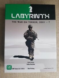 Labyrinth : The War on Terror, 2001 - ? Third Edition
