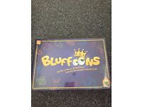 Bluffoons - Board game. Brand new and sealed