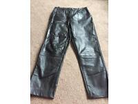Genuine leather size 12
