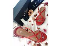 Armanii shoes/thongs