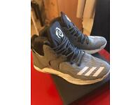 Adidas D Rose 7 basketball trainers