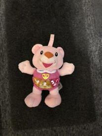 Vtech teddy bear
