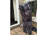 BMW MOTORCYCLE TROUSERS SIZE 14 BNWT