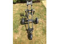 Powakaddy twinline 3 golf trolley