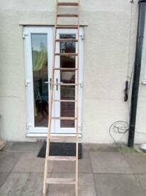Interior ladder / stairs. 3m long, 40cm wide