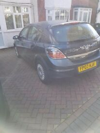 Vauxhall astra 1.4 2007