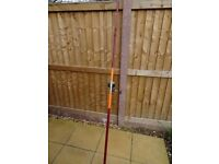 12ft surfcasting rod and reel