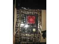 A68HM-PLUS motherboard 16gb ddr3 ram + amd athlon x4 845 quad core