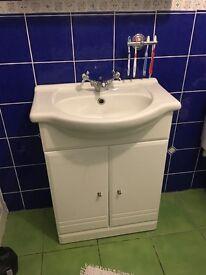 Wash hand basin and Unit